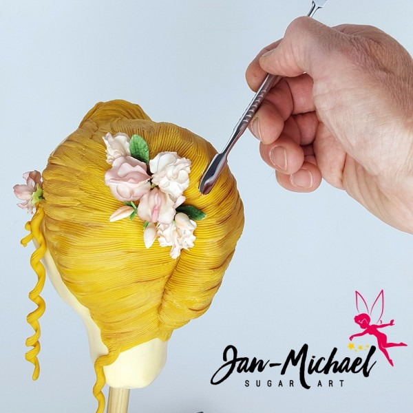 Haar und Feder Werkzeug von Jan-Michael Sugar Art und dekofee