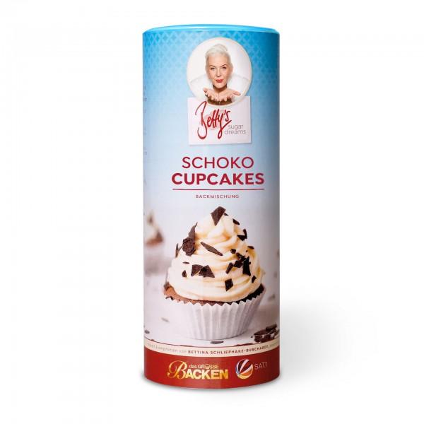 Betty Backmischung Schoko Cupcakes