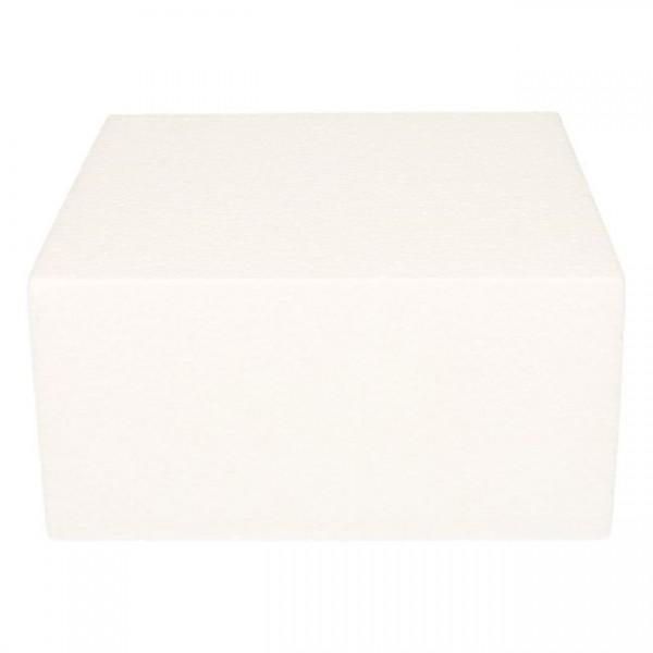 FunCakes Cake Dummy Quadratisch 10cm 25x25cm