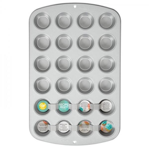 Backform Muffin Mini 24 Stück
