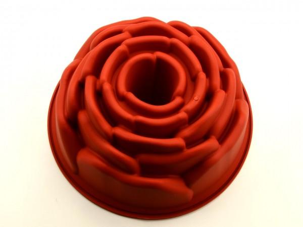 Silikomart Silikonform Große Rose GREENLINE