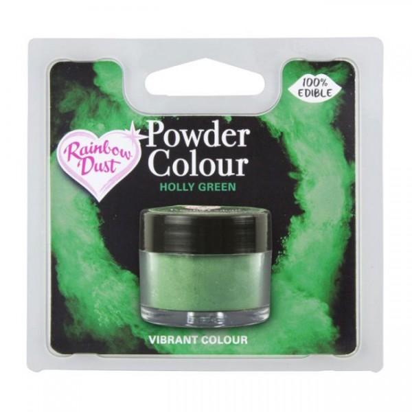 RD Plain & Simple Green - Holly Green Farbstaub