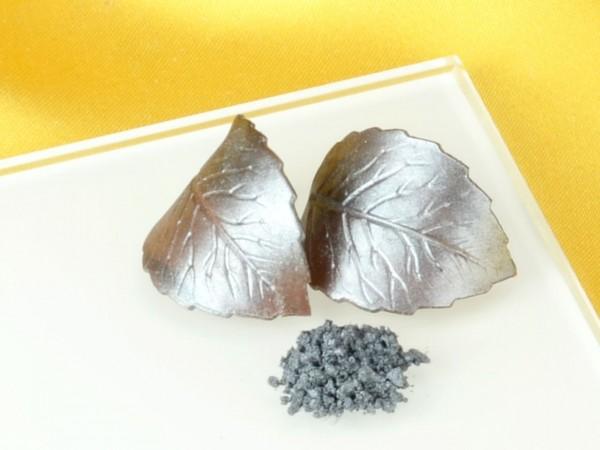 RD Glanzpuderfarbe Metallic Dark Silver 3g