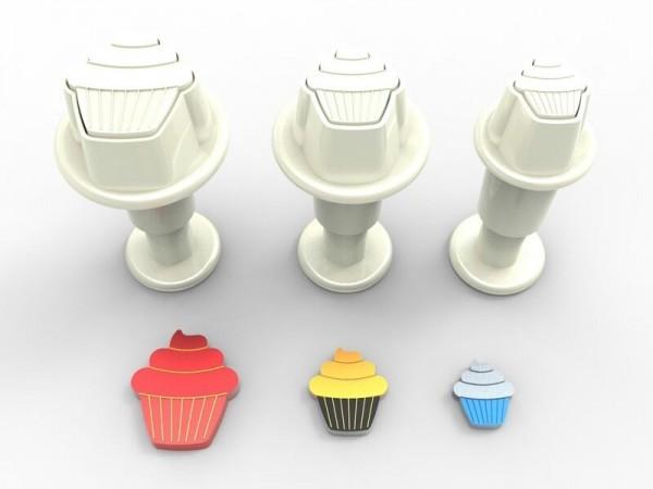 Stempelausstecher mini Cupcake